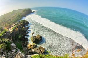 Wisata Pantai Nuansa Kaya Mitos Dari Pantai Ngobaran Jogja