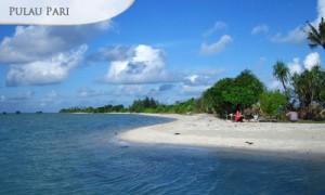 Mereguk Ketenangan Dengan Paket Wisata Pulau Pari
