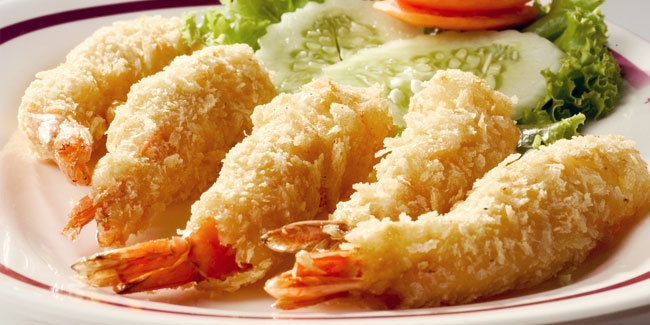 Peluang Usaha Untuk Ibu Rumah Tangga tempura udang